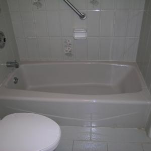 Cast Iron Bathtub to be Removed.