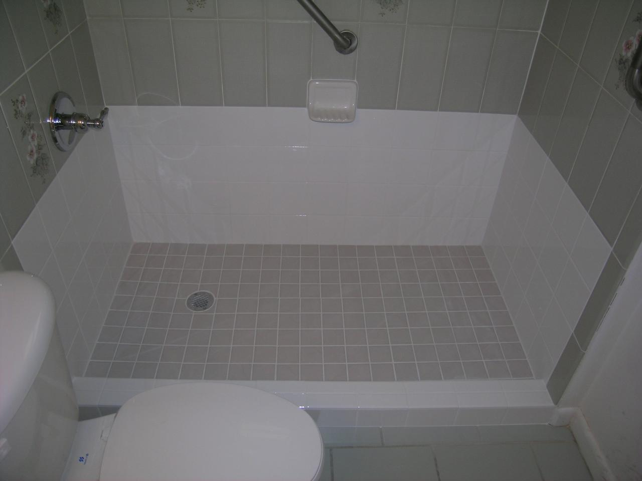 Economy Tub To Shower Conversion, Ready To Use In Less Then 48 Hours.