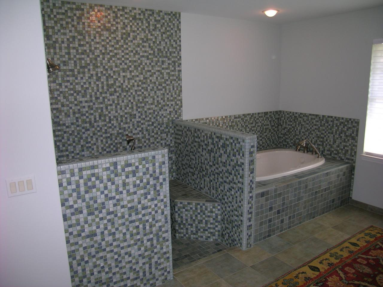 Tubs and tiles bathrooms bathroom tub how to tile around a tub step by step tub bathrooms dailygadgetfo Gallery