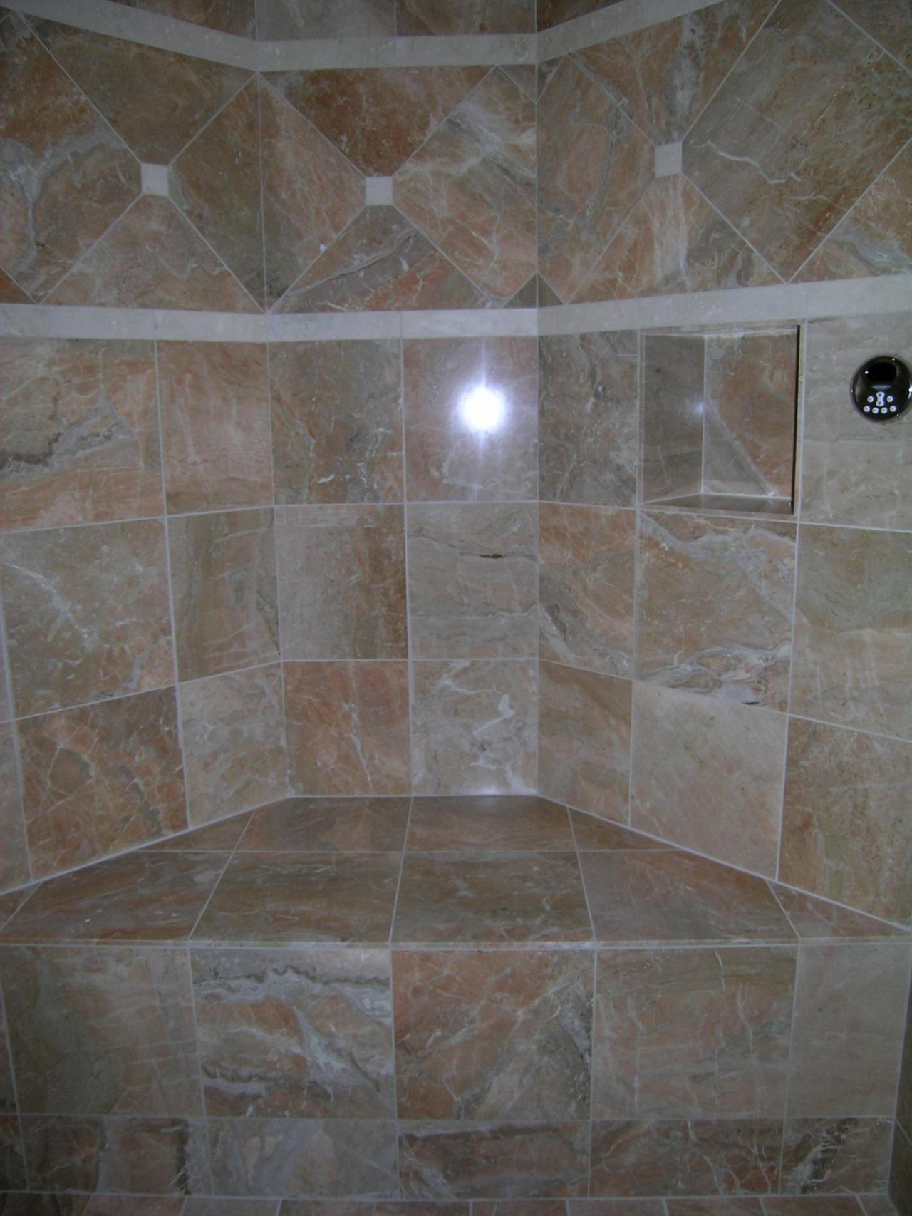 Stephenson Tile Co. - Naples Tile Showers