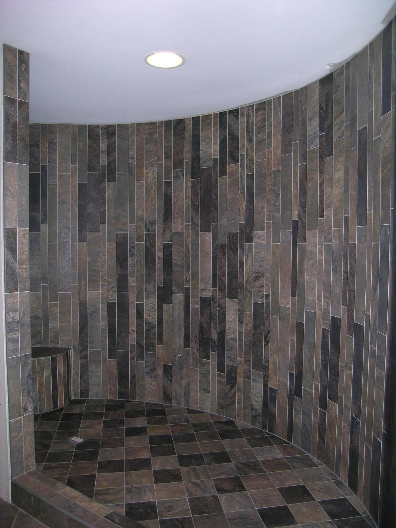 Ceramic Or Porcelain Tiles For Shower Walls Ceramic Or Porcelain Tile For Shower Dezinde