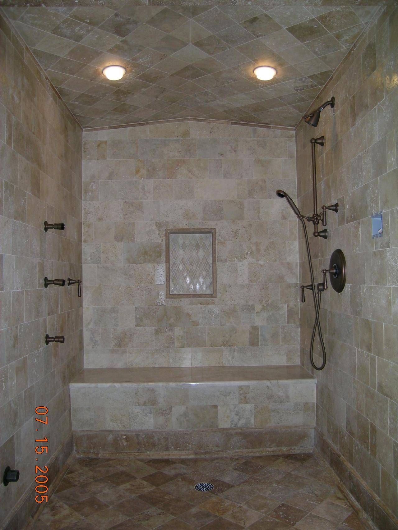 Tile ceiling in shower pranksenders tile ceiling in shower ideas hbm blog ppazfo